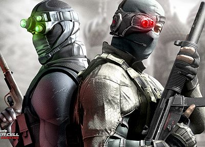 Splinter Cell - random desktop wallpaper