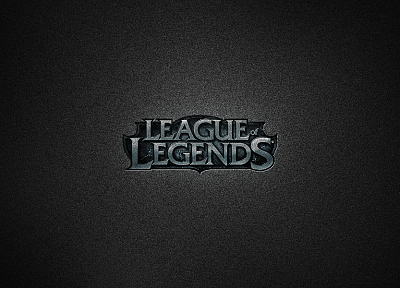 video games, black, minimalistic, dark, League of Legends, grainy - related desktop wallpaper