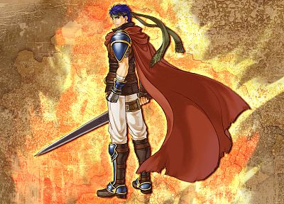 Fire Emblem, Ike - random desktop wallpaper