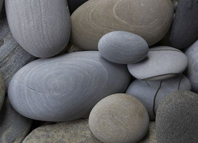 rocks, stones, pebbles - random desktop wallpaper