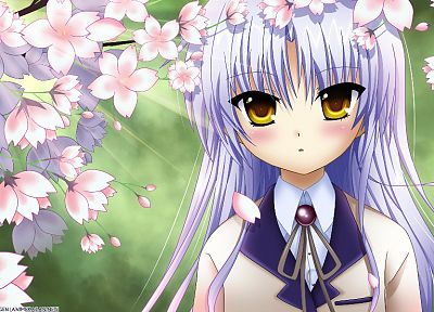 Angel Beats!, Tachibana Kanade, anime - related desktop wallpaper