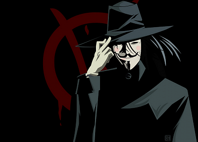 V for Vendetta - related desktop wallpaper