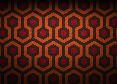 abstract, minimalistic, design, patterns, The Shining, carpet - related desktop wallpaper