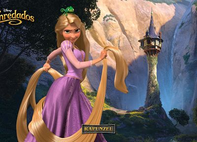 Tangled - random desktop wallpaper