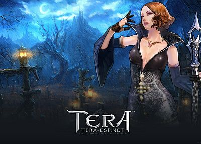 women, video games, human, Tera, MMORPG - related desktop wallpaper
