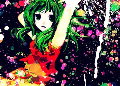 Vocaloid, Megpoid Gumi - random desktop wallpaper