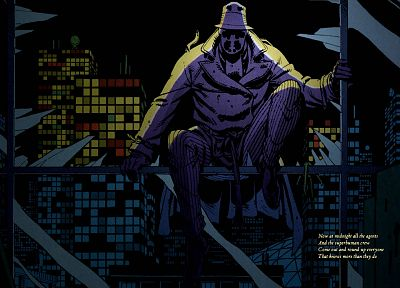 Watchmen, comics, Rorschach - random desktop wallpaper