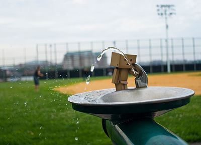 Danboard, baseball field - related desktop wallpaper