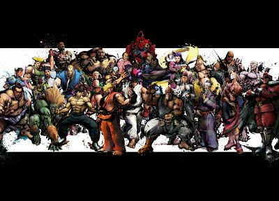 Street Fighter, Street Fighter IV - random desktop wallpaper