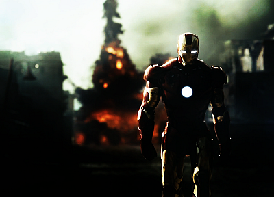 Iron Man, movies, tanks - related desktop wallpaper