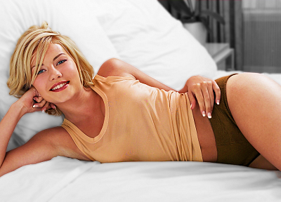 women, Elisha Cuthbert, actress - desktop wallpaper