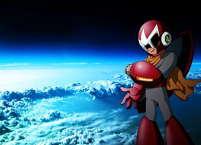 Mega Man, Protoman, Rockman - related desktop wallpaper