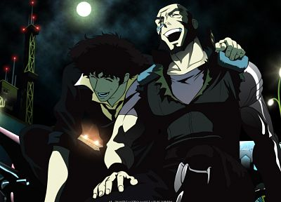 Cowboy Bebop, Spike Spiegel, Jet Black - desktop wallpaper