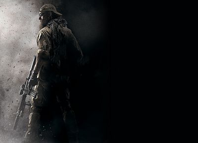 rifles, army, snipers, Medal Of Honor - random desktop wallpaper