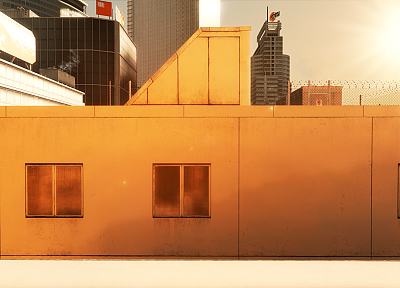 mirrors, Mirrors Edge - random desktop wallpaper