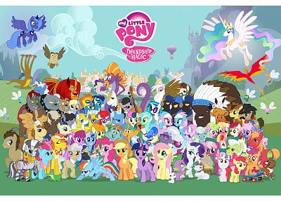 My Little Pony, My Little Pony: Friendship is Magic - related desktop wallpaper