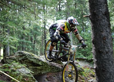 bicycles, mountain bikes, downhill - related desktop wallpaper