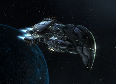 outer space, planets, spaceships, vehicles - related desktop wallpaper