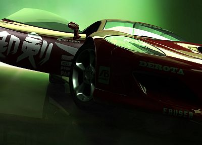 cars, gaming - random desktop wallpaper