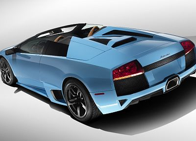 cars, Lamborghini Murcielago - desktop wallpaper