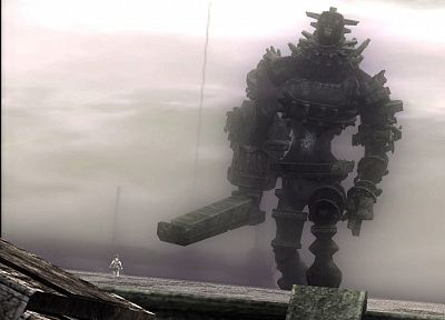 Shadow of the Colossus - random desktop wallpaper