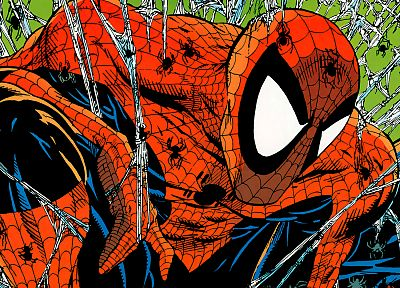 comics, Spider-Man, Marvel Comics - related desktop wallpaper