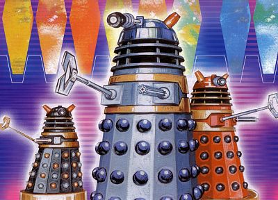 Dalek, Doctor Who - related desktop wallpaper