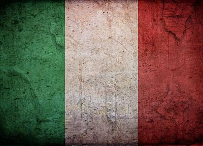 flags, Italy - random desktop wallpaper