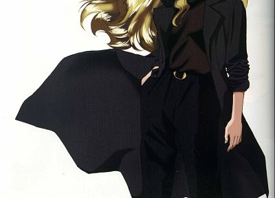 blondes, Cowboy Bebop, anime, anime girls - desktop wallpaper