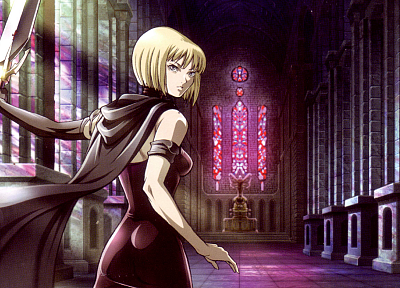 Claymore, Clare - related desktop wallpaper