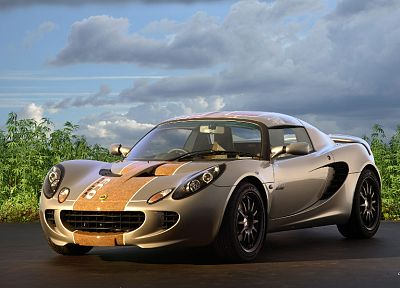 cars, Lotus Elise, automotive, Lotus - random desktop wallpaper