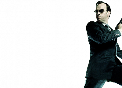 Matrix, Agent Smith, The Matrix, Hugo Weaving - desktop wallpaper