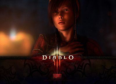 video games, Blizzard Entertainment, Diablo III - related desktop wallpaper