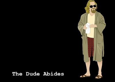 The Dude, The Big Lebowski - random desktop wallpaper