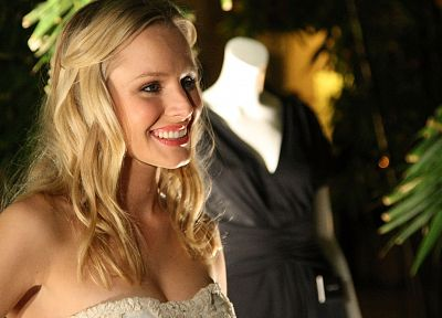 women, Kristen Bell, actress - random desktop wallpaper