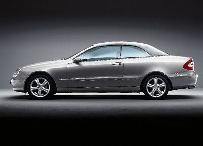 cars, Mercedes Benz CLK, Mercedes-Benz - random desktop wallpaper