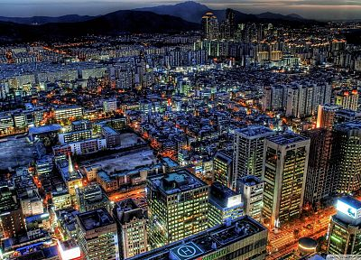 cityscapes, buildings, city lights, cities - desktop wallpaper