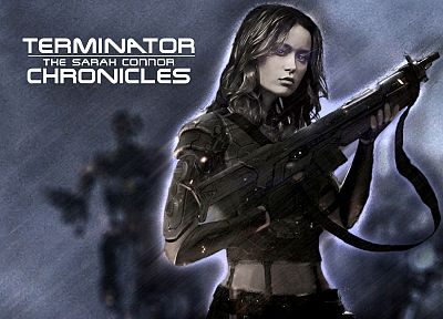 Summer Glau, Terminator The Sarah Connor Chronicles, Cameron Phillips - desktop wallpaper
