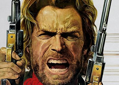 movies, Clint Eastwood, The Outlaw Josey Wales - random desktop wallpaper