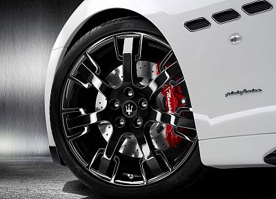 cars, Maserati, vehicles, car tires - desktop wallpaper