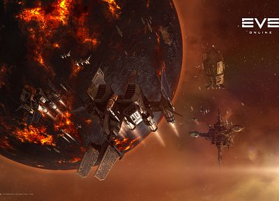 video games, EVE Online - random desktop wallpaper