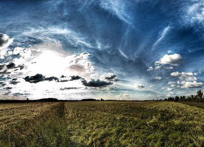 landscapes, HDR photography, skyscapes - related desktop wallpaper