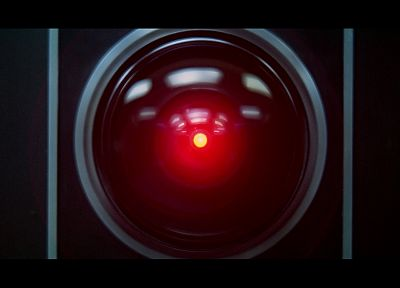 2001: A Space Odyssey, HAL9000 - newest desktop wallpaper