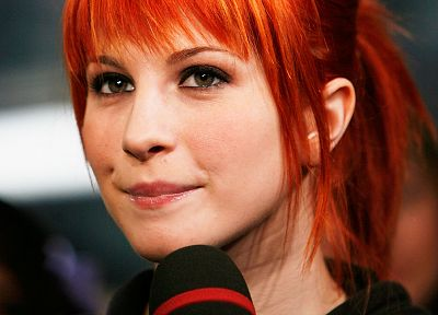 Hayley Williams, Paramore, women, music, celebrity, singers - desktop wallpaper
