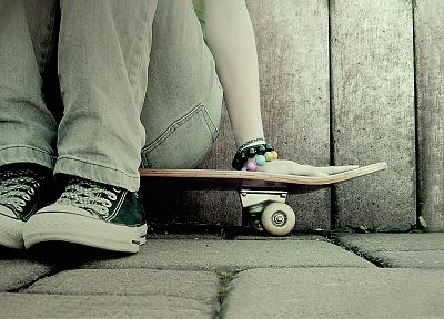 jeans, skateboards - related desktop wallpaper