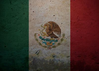 flags, Mexico - random desktop wallpaper