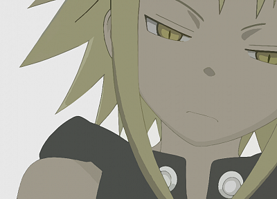 Soul Eater, Medusa, yellow eyes, witches - related desktop wallpaper