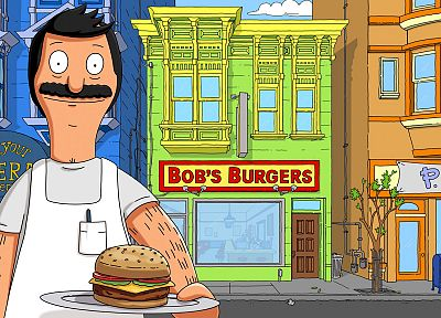 hamburgers, Bob's Burgers, TV shows, Bob Belcher - random desktop wallpaper