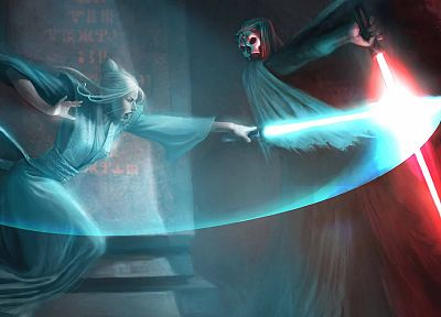 Star Wars, lightsabers, Kotor - related desktop wallpaper
