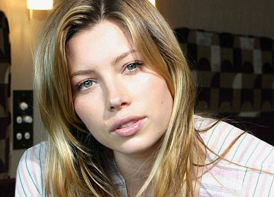 women, models, Jessica Biel - random desktop wallpaper
